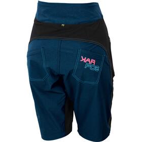 Karpos Adventure Shorts Damen insignia blue/black